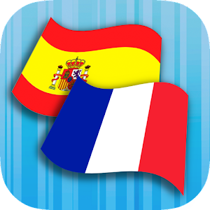 French Spanish Translator Icon