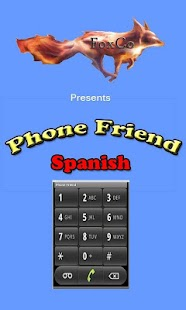Phone Friend - screenshot