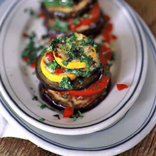 Grilled Vegetable Stack Recipes
