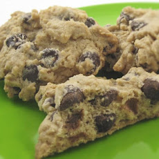 Perfect Thick Chocolate Chip Cookies