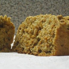 All Bran Banana Bread