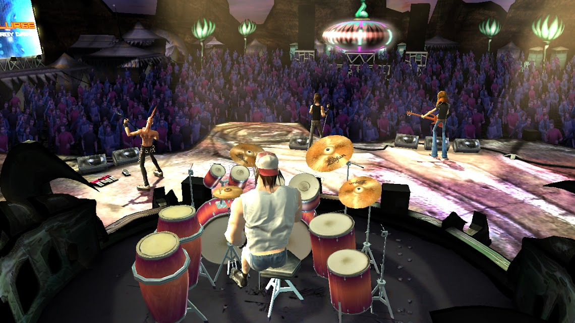 New tracks for Guitar Hero III at GC