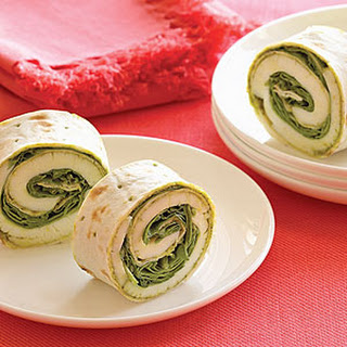 Arugula Wraps Recipes