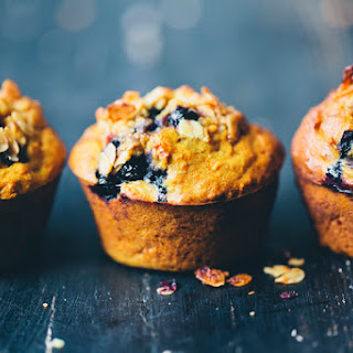 Muffins With Turmeric Recipes