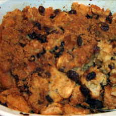 Chef Michael Smith Bread Pudding