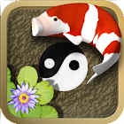 Koi Zen Water Garden live wall icon