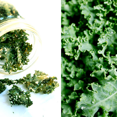 Totally Addictive Kale Crisps