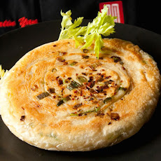 Cong You Bing (Scallion Pancakes)
