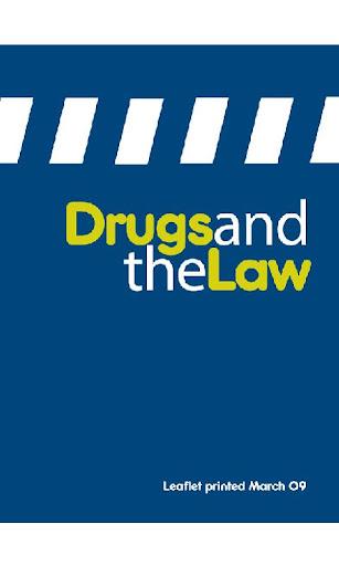 【免費生活App】Drugs And The Law-APP點子