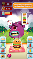 Screenshot of Monster Burger Maker