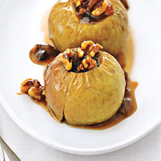 Maple Baked Apples