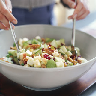 Waldorf Salad With Cranberries And Walnuts Recipes