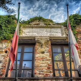 Christopher Columbus house, Genova by Cristian Peša - Buildings & Architecture Architectural Detail