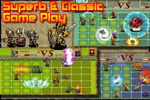 Screenshot of Battle Fury