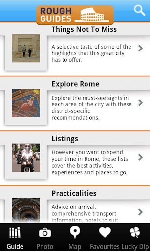 Rome: The Rough Guide