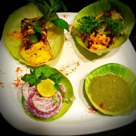 Sumptuous Panner Tikka by Maqsud Devdiwala - Food & Drink Cooking & Baking