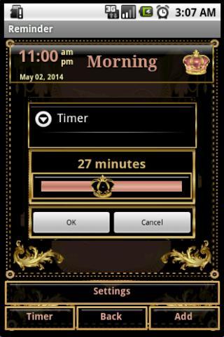 【免費個人化App】事件提醒(皇家)-APP點子