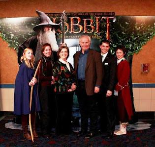 Screening of NZ's 'The Hobbit' in New York!