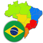 Brazilian States - Quiz/Flags APK Icon