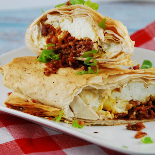 Phyllo Egg Breakfast Recipes