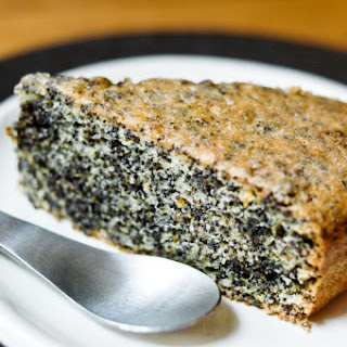 Chocolate Poppy Seed Cake Recipes