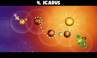Screenshot of Starcrossed