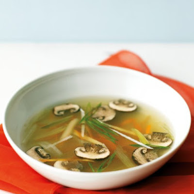 Scallion-Ginger Broth
