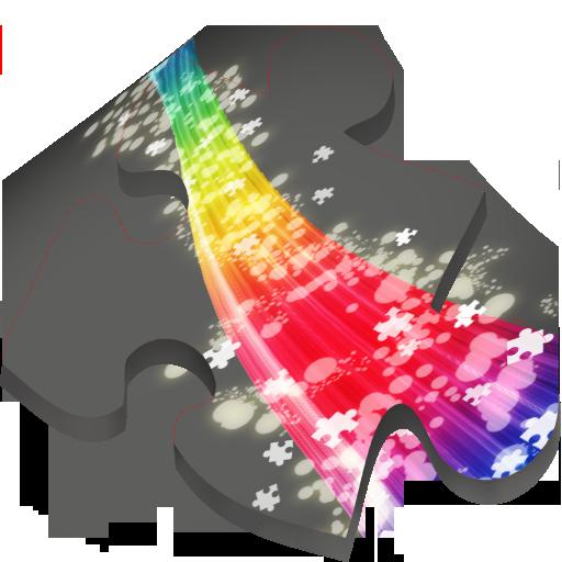 Spectrum Puzzles LOGO-APP點子