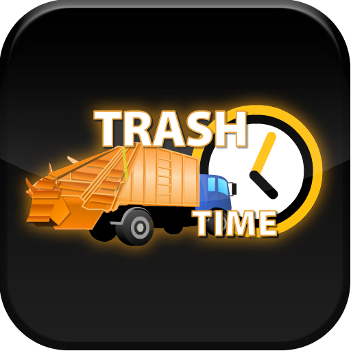 TrashTime - Garbage Reminder LOGO-APP點子