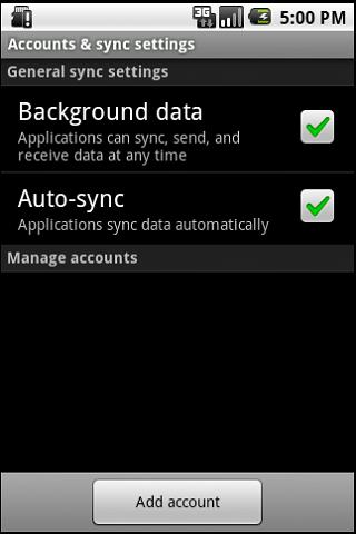 Sync Shortcut