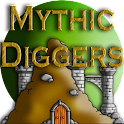 Mythic Diggers – a retro gem dig & collection game with a twist