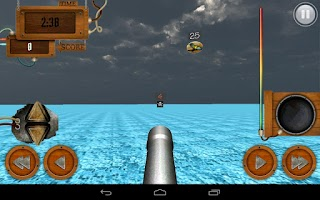 Screenshot of Pirate Games - HD free