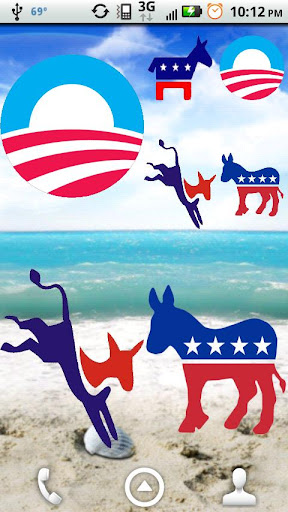 Democrat Widgets