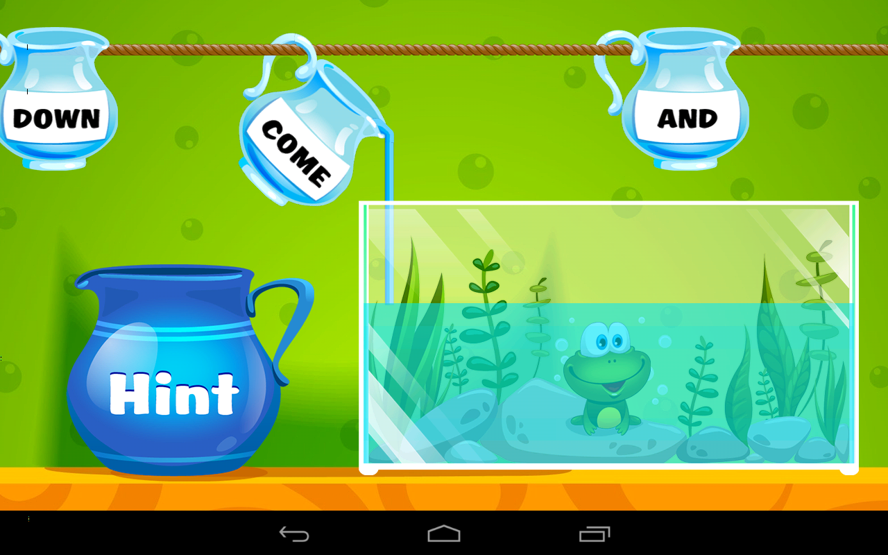 Kids Reading Sight Words Screenshot 6