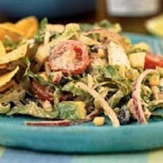Weight Watchers Chicken Taco Salad