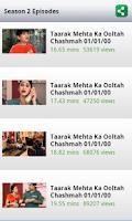 Screenshot of Tarak Mehta ka ooltah chashmah