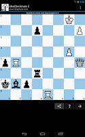Screenshot of Checkmate chess puzzles 3
