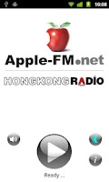 Screenshot of Apple-FM Radio