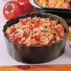 Italian Pork and Rice