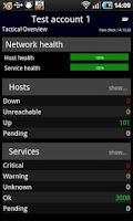 Screenshot of TiNag DEMO