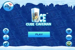 Screenshot of Ice Cube Caveman™ Lite