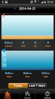 Screenshot of keepfit+