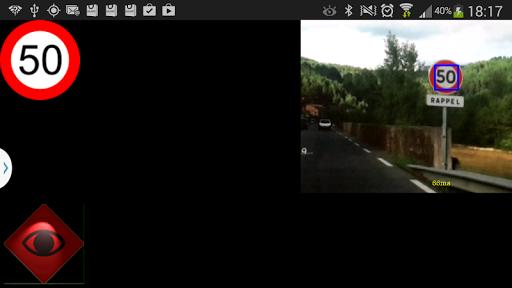 Road Sign Recognition - screenshot