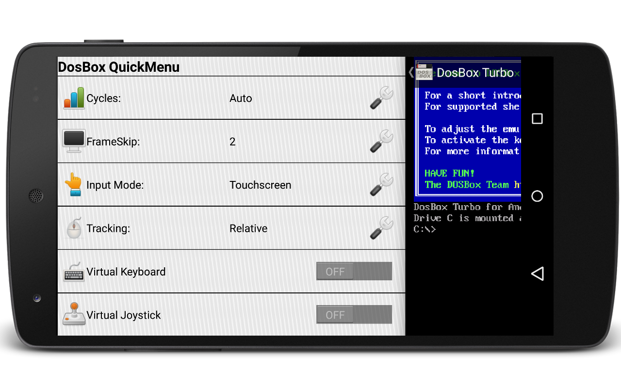 DosBox Turbo Screenshot 4