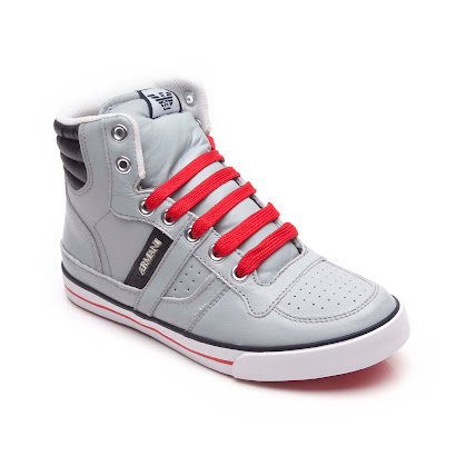 Armani Branded High Top HI-TOP