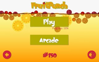 Screenshot of FruitPunch