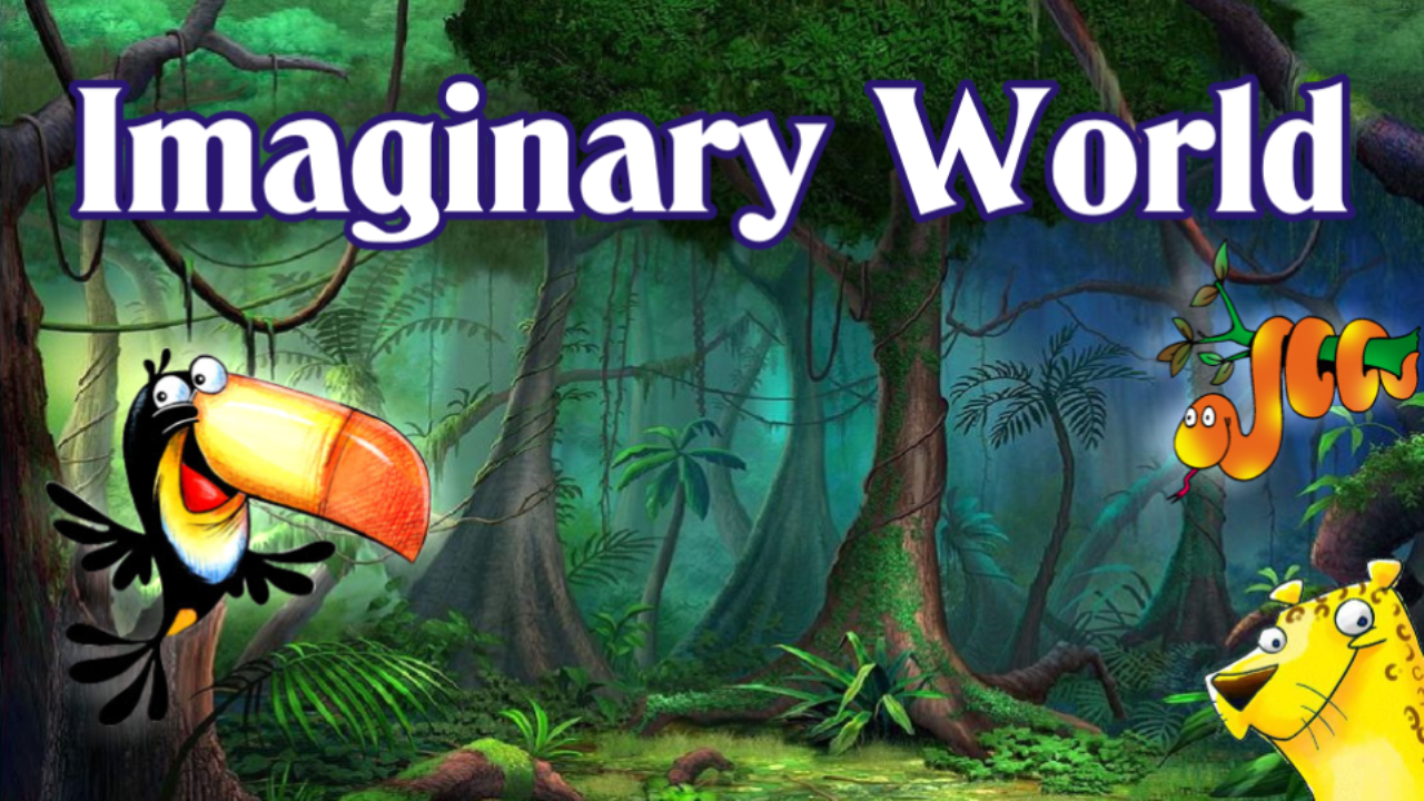 imaginary world the land of melody