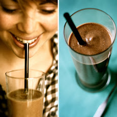 Raw Chocolate Milkshake Miracle
