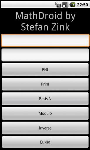 【免費生產應用App】MathDroid-APP點子