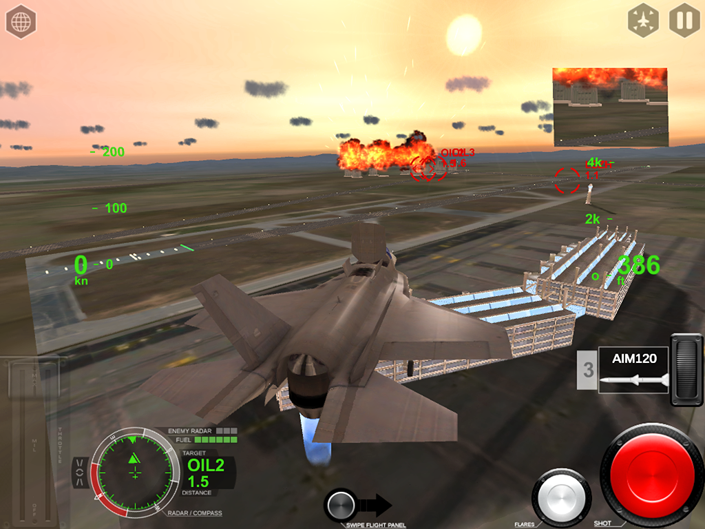 AirFighters Pro Screenshot 8